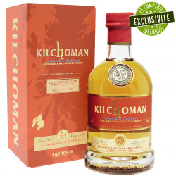 Kilchoman Small Batch Édition 2019 70cl 48°