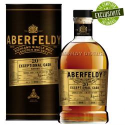 Aberfeldy 20 ans Double Cask 70cl 54°