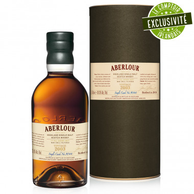 Aberlour 2003 sherry 70cl 58.9