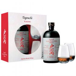 Togouchi Kiwami 70cl 40° + 2 verres