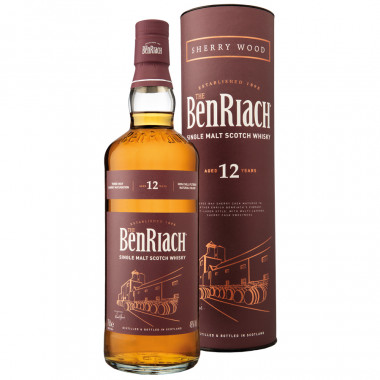 Benriach 12 Years Old Sherry Wood 70cl 46°
