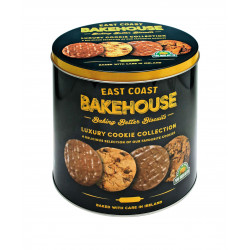East Coast Bakehouse Cookies Tin 640g