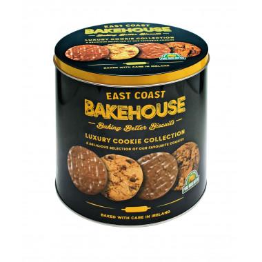 East Coast Bakehouse Cookies Tin 640g