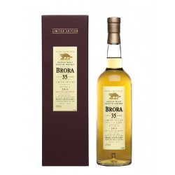 Brora 35 Years Old 70cl 49.9°