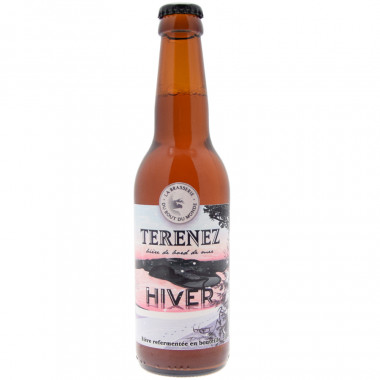 Terenez Christmas Beer 33cl 7.5°