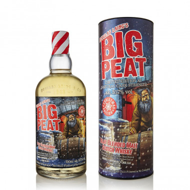 Big Peat Christmas Edition 2019 70cl 53.7°