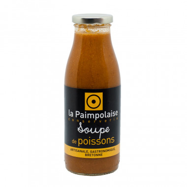 Soupe de Poissons La Paimpolaise 500ml
