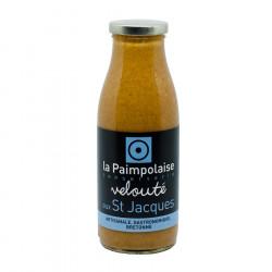La Paimpolaise Fish soup with king scallops 500ml