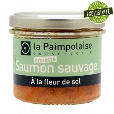 Emietté de Saumon Sauvage 90g