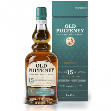 Old Pulteney 15 Years Old 70cl 46°