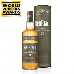 Benriach 21 years Temporis 70cl 46°
