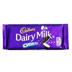 Cadbury Dairy Milk Oreo Chocolate 120g