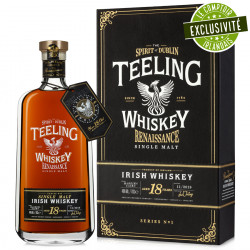 Teeling 18 Years Old Renaissance Series N°1 70cl 46°