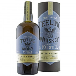 Teeling Single Pot Still Batch n°3 70cl 46°