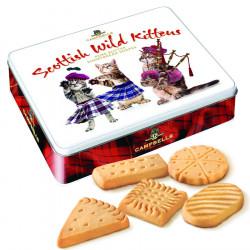 Boîte Biscuits Shortbread Noël 150g Campbells