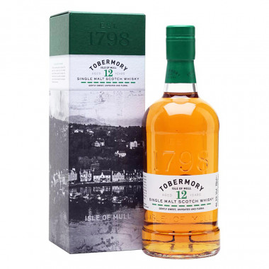 Tobermory 12 Ans 70cl 46.3°
