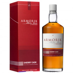 Armorik sherry cask 70cl 46'