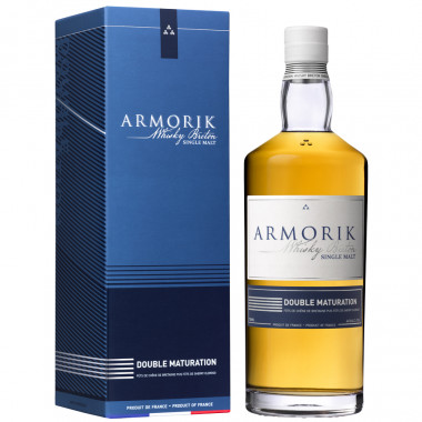 Armorik Double Maturation 70cl 46°