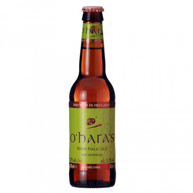 O'Hara's Irish Pale Ale 33cl 5.2°