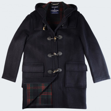 Martin Navy Duffle-Coat