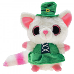 Peluche Irish Pammee Rose 18cm