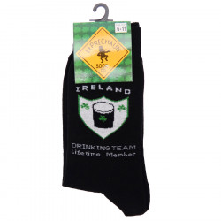 Chaussettes drinking team e20