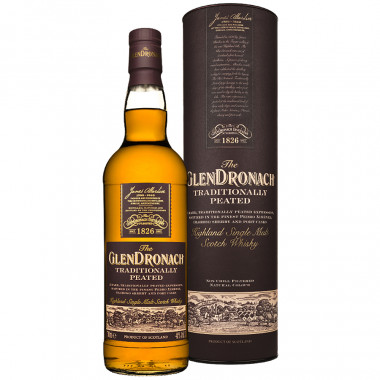 Glendronach Traditionally Peated 70cl 48°