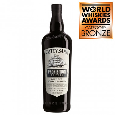 Cutty Sark Prohibition 70cl 50°