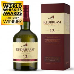 Redbreast 12 ans Single Pot Still 70cl 40°