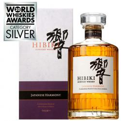 Hibiki Japanese Harmony 70cl 43°