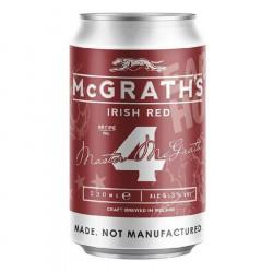 McGrath n°4 Red 33cl 4.3°