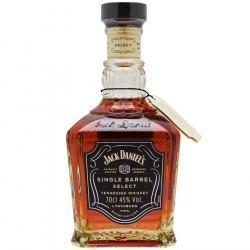 Jack Daniel's Single Barrel 70cl 45°