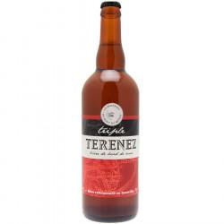 Bière Triple Terenez 75cl 6.7°