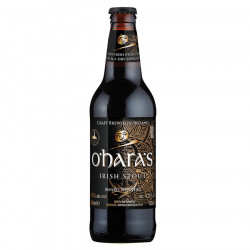 O'hara's Irish Stout 50cl 4.3°