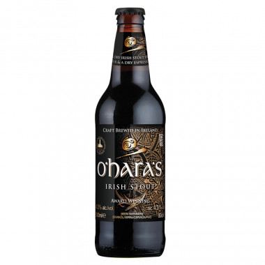 O'hara's Irish Stout 50cl 4.3°