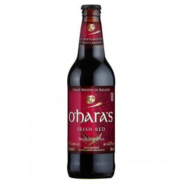 O'hara's Irish Red 50cl 4.3°