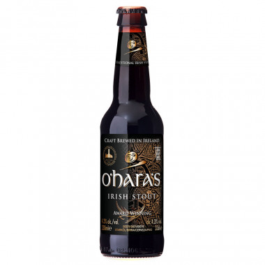 O'Hara's Irish Stout 33cl 4.3°