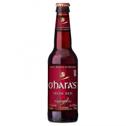 O'hara's Irish Red 33cl 4.3°