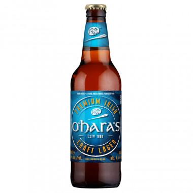O'Hara's Irish Lager 50cl 4.5°