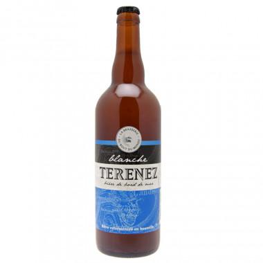Bière Blanche Terenez 75cl 5.6°