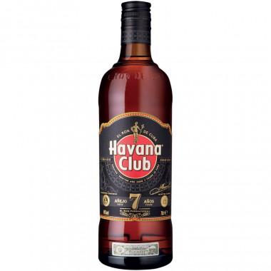 Havana Club 7 ans 70cl 40°