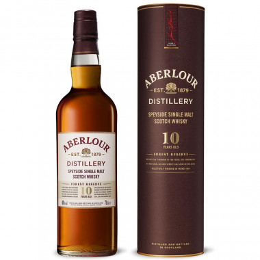Aberlour Forest 10 Years Old 70cl 40°