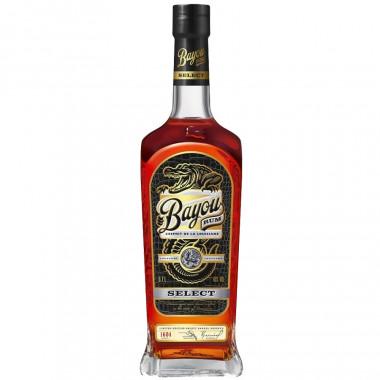 Bayou Rum Select 70cl 40°