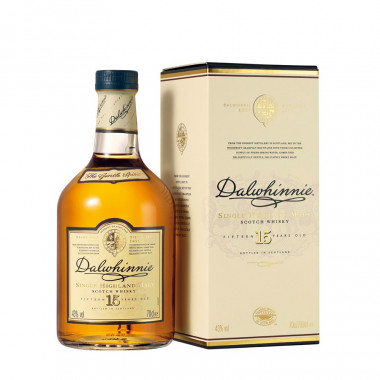 Dalwhinnie 15 Years Old 70cl 43°