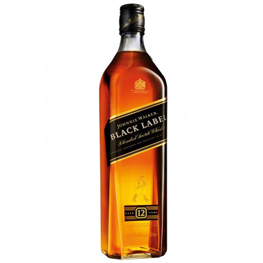 Johnnie Walker Black Label 12 ans 70cl 40°