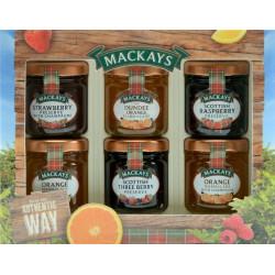 Mini Jam & Marmalade Taster Pack 6 x 42g