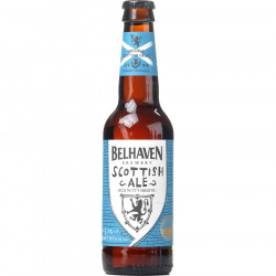 Belhaven Scottish Ale 33cl 5.2°