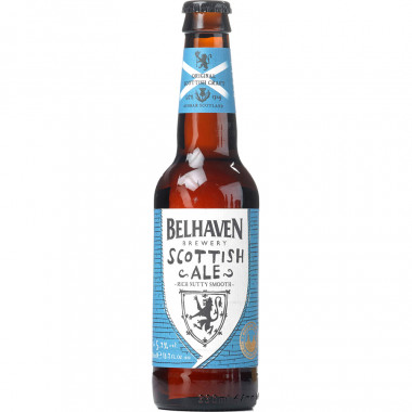 Belhaven scotish ale 33cl 5.2�