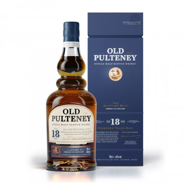 Old Pulteney 18 years 70cl 46°