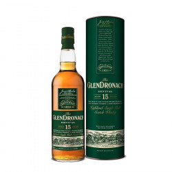 Glendronach 15 Years Old Revival 70c 46°
